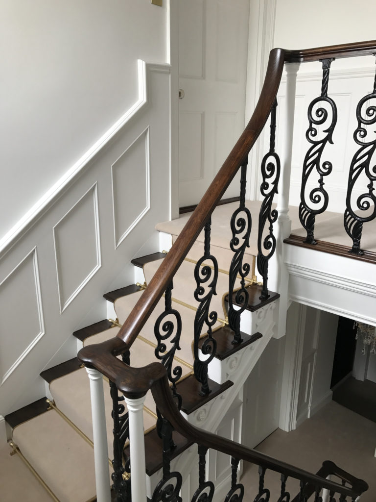 Staircases © Oak Hill Joinery Ltd